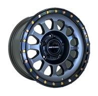 Off Road Wheels OW1019 TITANIUM_WITH_LIP_MATT_BLACK