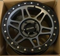 Off Road Wheels OW106 TITANIUM