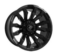 Off Road Wheels OW1588 MATT_BLACK