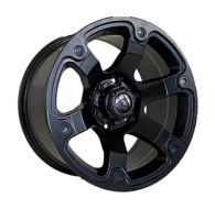 Off Road Wheels OW325 MATT_BLACK
