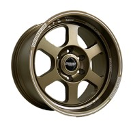 Off Road Wheels OW6025 MATT_BRONZE_LIP_LINE