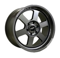 Off Road Wheels OW6025 MATT_GRAY_MILLING