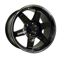 Off Road Wheels OW742 BLACK
