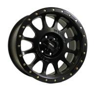 Off Road Wheels OW9095 MATT_BLACK