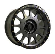 Off Road Wheels OW9095 TITANIUM_WITH_LIP_MATT_BLACK