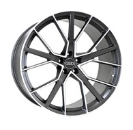 Replica FORGED A970 MATTE-GRAPHITE-WITH-MACHINED-FACE_FORGED