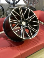 Replica FORGED B1254 MATT-BLACK-MACHINED-FACE_FORGED додаткове фото 1