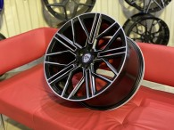 Replica FORGED B1254 MATT-BLACK-MACHINED-FACE_FORGED додаткове фото 2