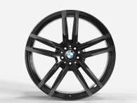 Replica FORGED B1338 GLOSS-BLACK-WITH-DARK-MACHINED-FACE_FORGED