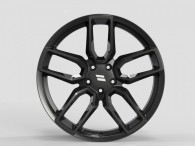 Replica FORGED DO2255 SATIN_BLACK_FORGED