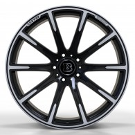 Replica FORGED MR1115 SATIN_BLACK_WITH_MACHINED_FACE_FORGED