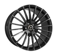 Replica FORGED MR2183 GLOSS-BLACK-WITH-DARK-MACHINED-FACE_FORGED
