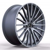 Replica FORGED MR565 MATTE-GUNMETALL-WITH-MACHINED-FACE_FORGED