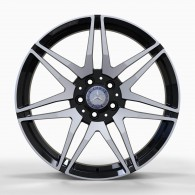 Replica FORGED MR874 GLOSS-BLACK-WITH-MACHINED-FACE_FORGED