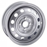 Steel TREBL X40014 Silver