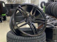 Vissol Forged F-1202 SATIN-BLACK