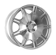 Vissol Forged F-312 SILVER-POLISHED