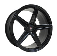 Vissol Forged F-505 GLOSS-BLACK