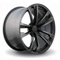 Vissol Forged F-681 GLOSS-GRAPHITE