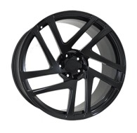 Vissol Forged F-906 SATIN-BLACK