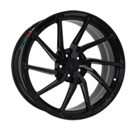 Vissol Forged F-930 GLOSS-BLACK