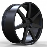 WS FORGED WS1245B SATIN_BLACK_FORGED