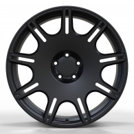 WS FORGED WS1249 MATTE_BLACK_FORGED