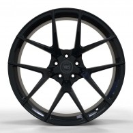 WS FORGED WS1361 SATIN_BLACK_FORGED