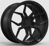 WS FORGED WS2109 MATTE_BLACK_FORGED