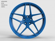 WS FORGED WS2123 MATTE_BLUE_FORGED