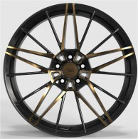 WS FORGED WS2124 GLOSS_BLACK(inside)_WITH_MATTE_BRONZE(outside)_FACE_FORGED