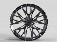 WS FORGED WS2134 FULL_BRUSH_BLACK_FORGED