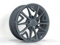 WS FORGED WS2161 MATTE_GUNMETALL_FORGED