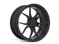 WS FORGED WS2167 SATIN_BLACK_FORGED