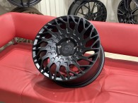WS FORGED WS2247 MATTE_BLACK_FORGED додаткове фото 1