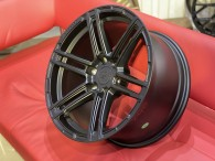 WS FORGED WS2249 SATIN_BLACK_FORGED додаткове фото 1