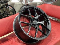 WS FORGED WS411 SATIN_BLACK_FORGED