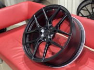 WS FORGED WS411 SATIN_BLACK_FORGED додаткове фото 1