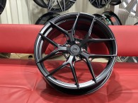 WS FORGED WS411 SATIN_BLACK_FORGED додаткове фото 2